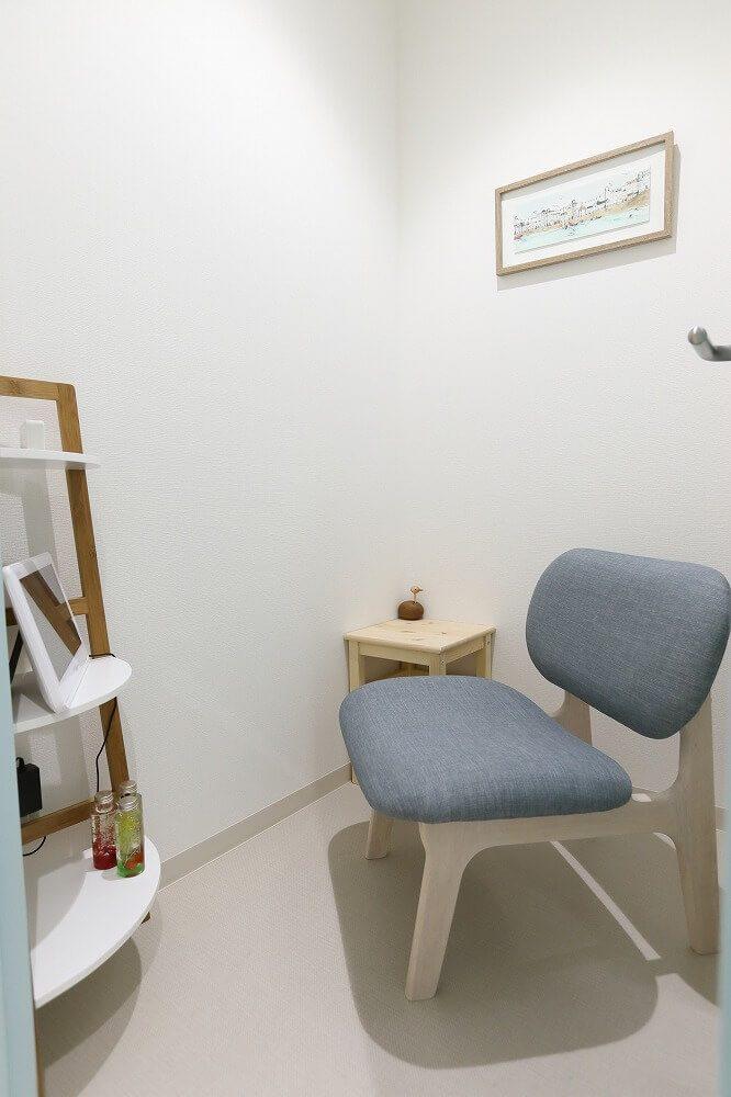 大腸前処置室