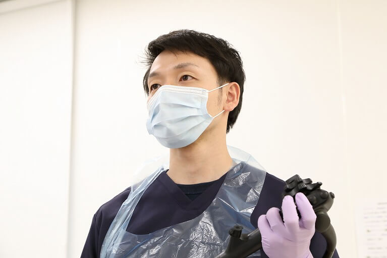 大阪で鎮静剤を使った苦痛の少ない大腸カメラ検査を行う玉城クリニック