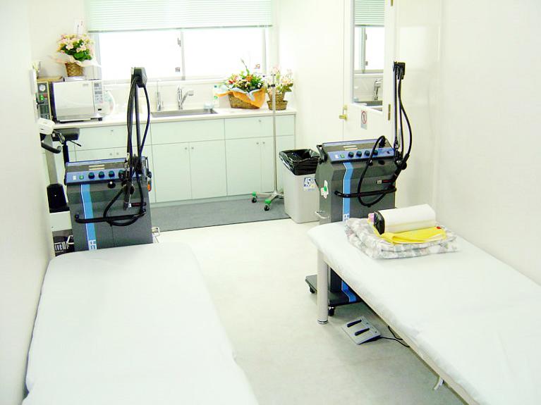 近赤外線治療器