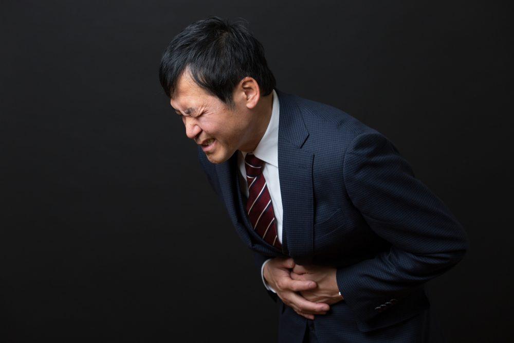 腸閉塞の症状