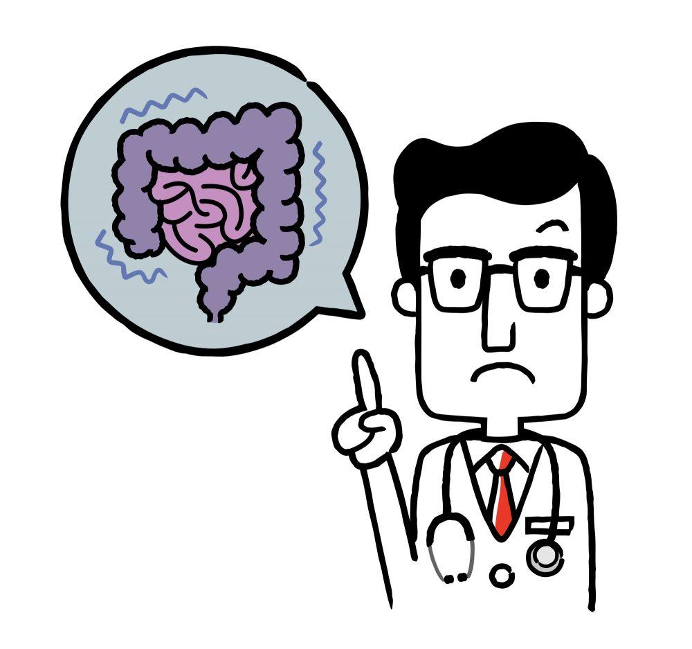 下痢とこのような症状はございませんか